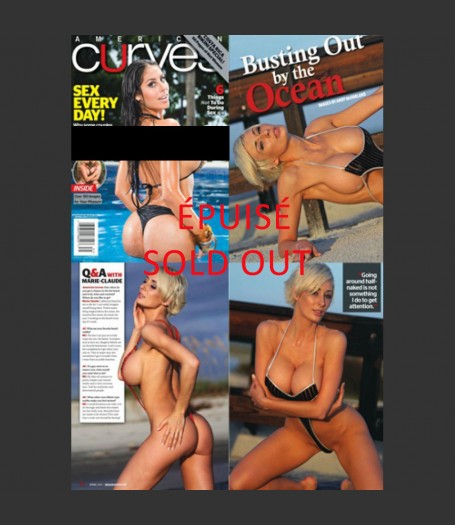 LAST COPIES AVAILABLE - American Curves Spring 2013