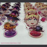 Standee Duo - MC Bourbonnais Original Character Halloween Aimsee Witchcraft & Devilicious