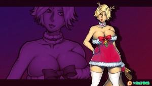 mc_bourbonnais_original_character_aimsee_santa_girl_wallpaper_by_xamrock