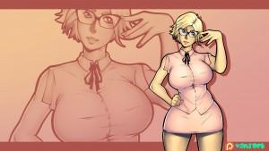 mc_bourbonnais_original_character_aimsee_pink_suit_wallpaper_by_xamrock