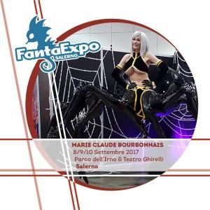 Marie_Claude_Bourbonnais_ospite_internazionale_Fanta_Expo_2017_Italy