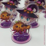 Standee - MC Bourbonnais Original Character Halloween Aimsee Witchcraft