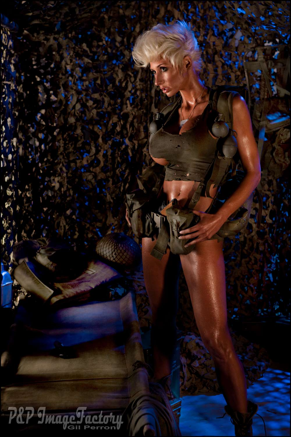 Car Show 2015 >> Army - Marie-Claude Bourbonnais