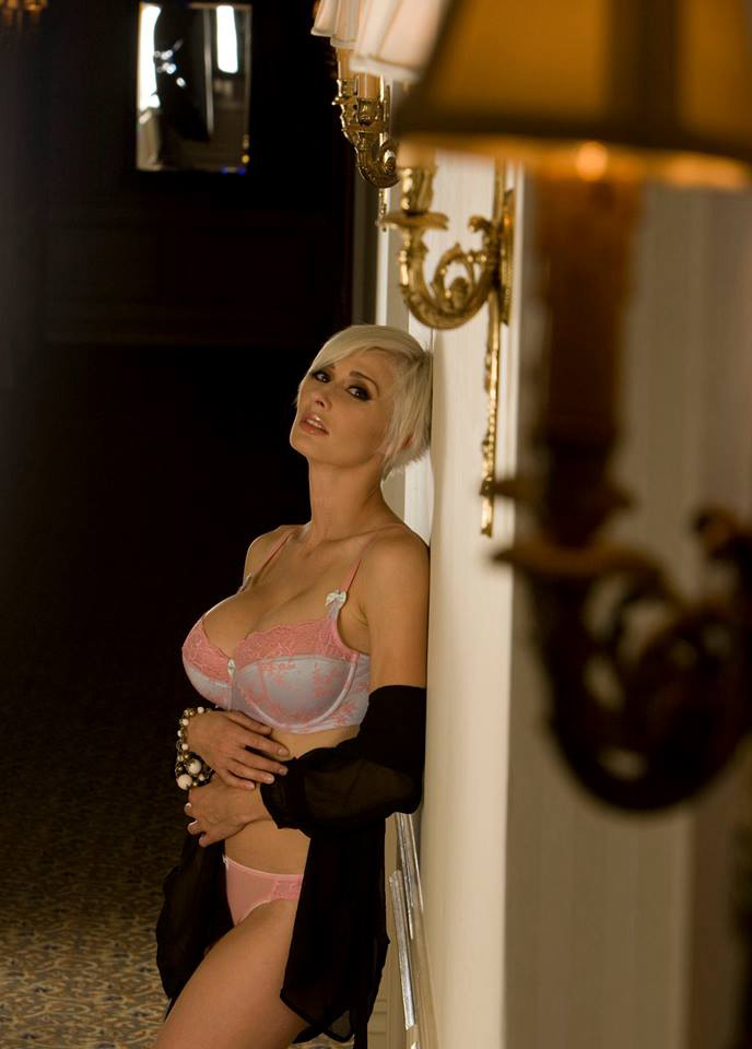 Marie claude bourbonnais photoshoot - 3 1