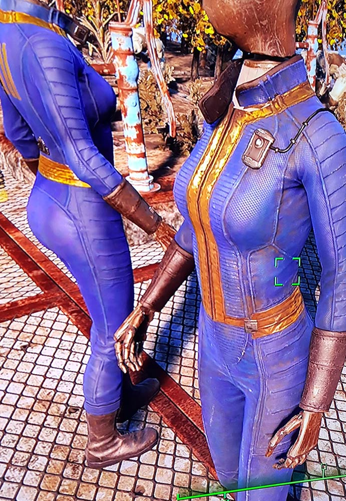 fallout 4 vault suit making of blog part 1 the inspiration behind