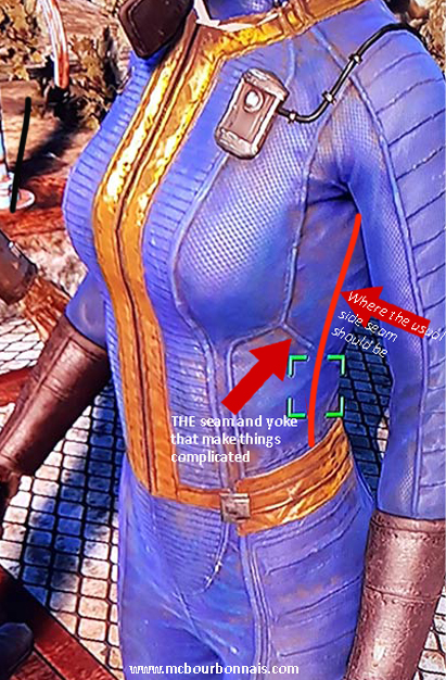 fallout 4 vault suit cosplay making of part 2 marie claude